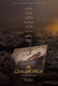 The Goldfinch poster art