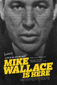 Mike Wallace Is here poster art