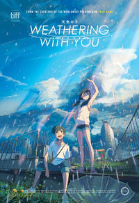 Weathering With You poster art