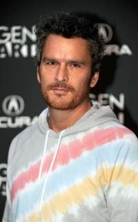 Balthazar Getty at the California premiere of