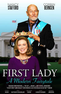 First Lady poster art