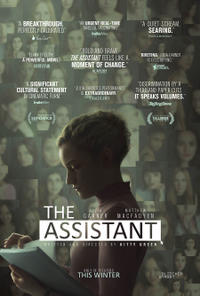 The Assistant poster art