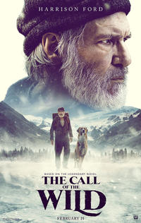 The Call Of The Wild poster art