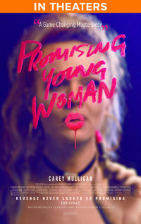 Promising Young Woman poster art