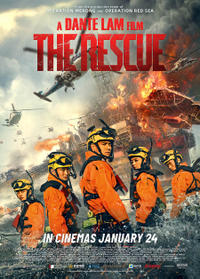 The Rescue poster art