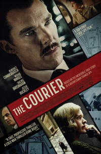 The Courier poster art