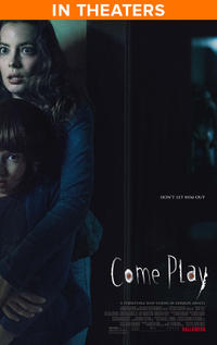 Come Play poster art