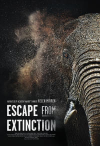 Escape from Extinction poster art