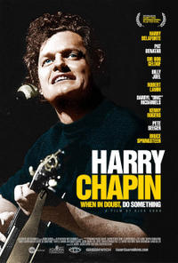 Harry Chapin: When in Doubt, Do Something poster art