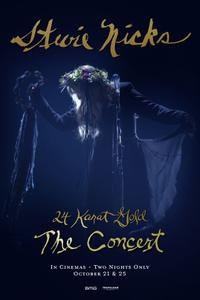 Stevie Nicks 24 Karat Gold The Concert poster art