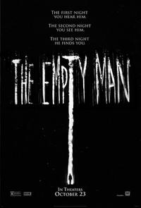 The Empty Man poster art