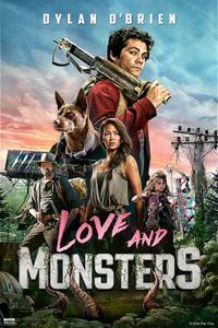 Love and Monsters poster art