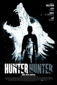 Hunter Hunter poster art