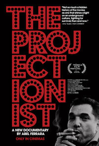 The Projectionist poster art
