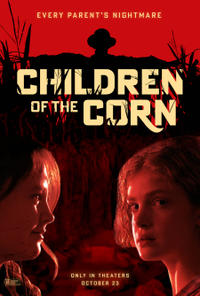 Children of the Corn poster art