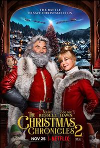 The Christmas Chronicles 2 poster art