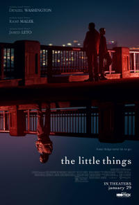 The Little Things poster art