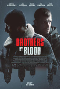 Brothers by Blood poster art