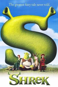 Shrek poster art