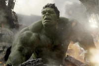Mark Ruffalo as The Incredible Hulk in