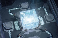 The Tesseract as seen in