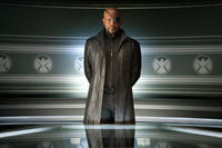 Samuel L. Jackson as Nick Fury in