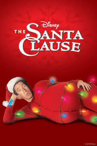 The Santa Clause poster art