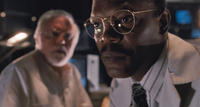 Richard Attenborough and Samuel L. Jackson in