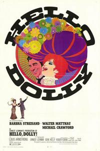 Hello, Dolly! poster art