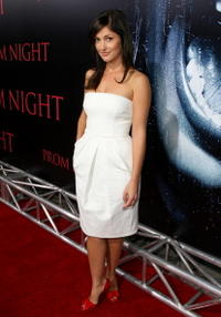 Actress Minka Kelly at the L.A. premiere of