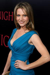 Actress Jessalyn Gilsig at the L.A. premiere of
