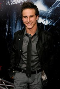 Actor Kelly Blatz at the L.A. premiere of