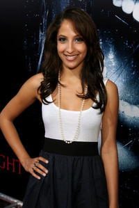 Actress Christel Khalil at the L.A. premiere of