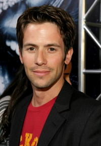 Actor Christian Olivier at the L.A. premiere of