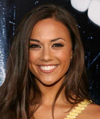 Actress Jana Kramer at the L.A. premiere of