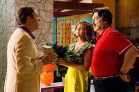 Roger Allam as Royalton, Susan Sarandon as Mom Racer and John Goodman as Pops Racer in