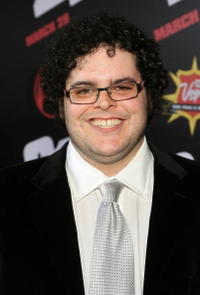 Actor Josh Gad at the Las Vegas premiere of