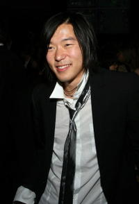 Actor Aaron Yoo at the after party of the Las Vegas premiere of