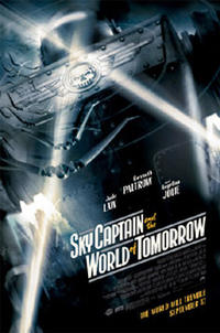 Sky Captain and the World of Tomorrow poster
