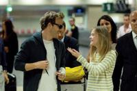 Stephen Dorff and Elle Fanning in