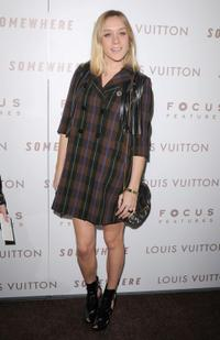 Chloe Sevigny at the California premiere of