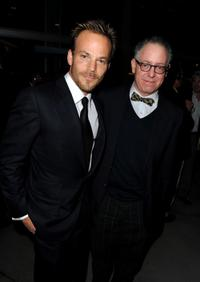 Stephen Dorff and James Schamus at the California premiere of
