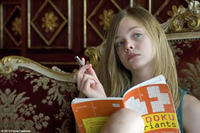 Elle Fanning as Cleo in