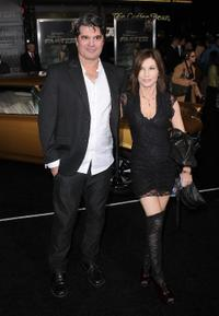 Executive Producer Joe Gayton and Guest at the California premiere of