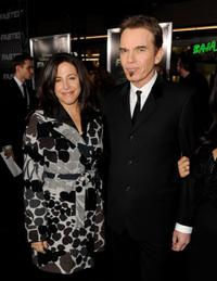 Amy Baer and Billy Bob Thornton at the California premiere of