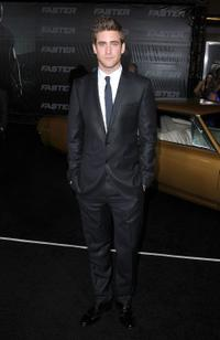 Oliver Jackson-Cohen at the California premiere of