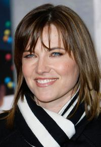 Lucy Lawless at the California premiere of