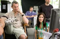 Adam Shankman and Jennifer Gibgot in