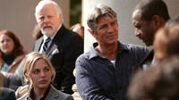 David Dwyer, Lauren Jenkins, Eric Roberts and Darryl Van Leer in