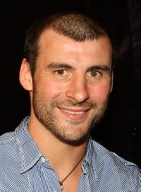 Boxer Joe Calzaghe in
